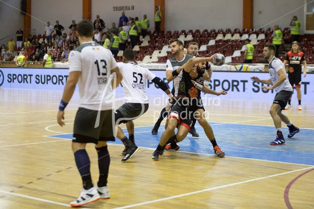 Liga Nationala – Handbal Masculin – CSM BUCURESTI vs DINAMO – Alexandra Pandrea Shop